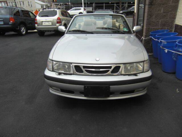 2002 Saab 9-3 for sale at Nicks Auto Sales Co in West New York NJ