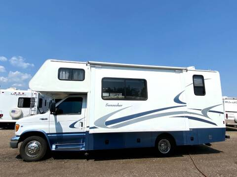 2001 Forest River Sunseeker for sale at NOCO RV Sales in Loveland CO