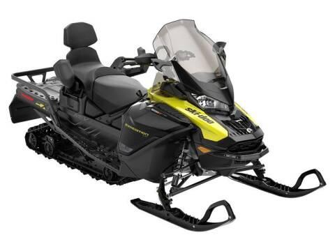 2021 Ski-Doo Expedition LE 600R E-TEC ES Si