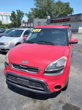 2013 Kia Soul for sale at D and D All American Financing in Warren MI