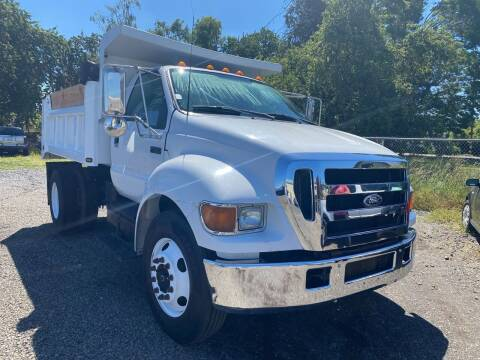 2005 Ford F-650 Super Duty for sale at Dorn Brothers Truck and Auto Sales in Salem OR