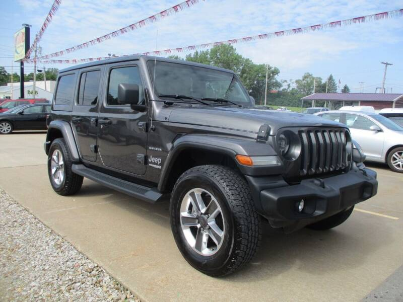 2018 Jeep Wrangler Unlimited for sale at Schrader - Used Cars in Mt Pleasant IA