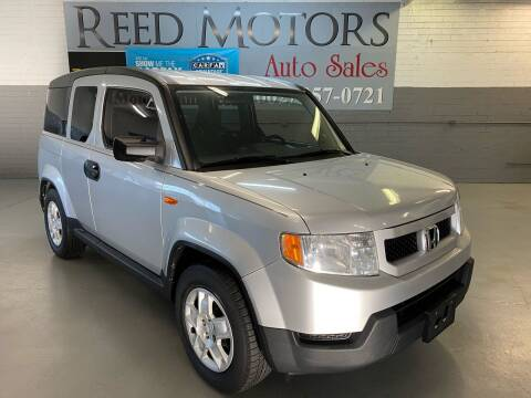 2009 Honda Element for sale at REED MOTORS LLC in Phoenix AZ