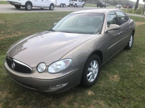 2006 Buick LaCrosse for sale at Auto Cars in Murrells Inlet SC