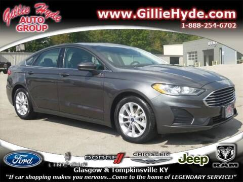 2020 Ford Fusion for sale at Gillie Hyde Auto Group in Glasgow KY