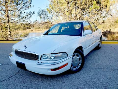 1999 Buick Park Avenue for sale at Excalibur Auto Sales in Palatine IL