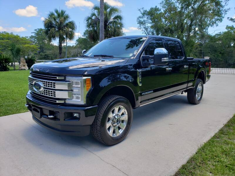 2017 Ford F-350 Super Duty for sale at Lake Helen Auto in Lake Helen FL