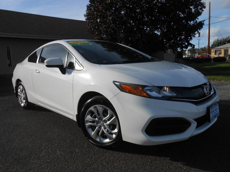 2015 Honda Civic for sale at McKenna Motors in Union Gap WA