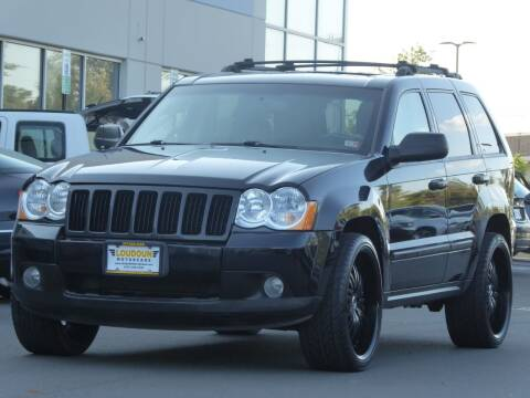 2008 Jeep Grand Cherokee for sale at Loudoun Used Cars - LOUDOUN MOTOR CARS in Chantilly VA