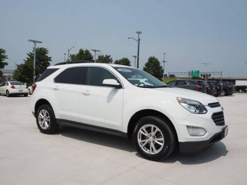 2017 Chevrolet Equinox for sale at SIMOTES MOTORS in Minooka IL