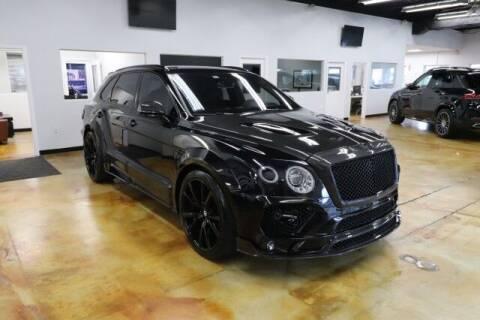 2017 Bentley Bentayga for sale at RPT SALES & LEASING in Orlando FL