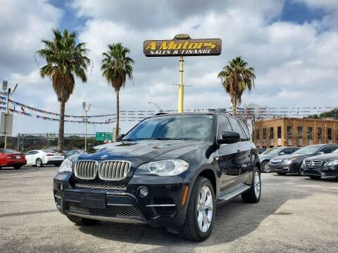 2013 BMW X5 for sale at A MOTORS SALES AND FINANCE in San Antonio TX