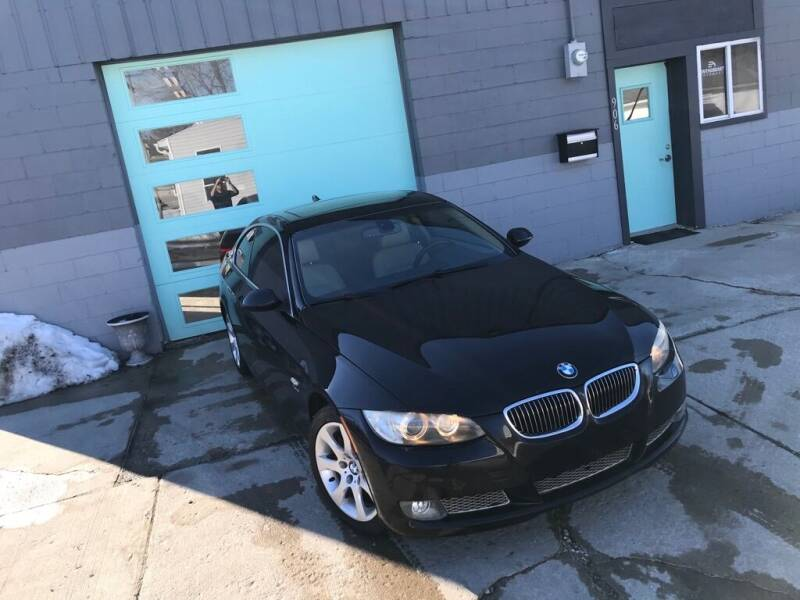 2009 BMW 3 Series for sale at Enthusiast Autohaus in Sheridan IN