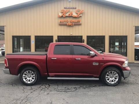 2014 RAM Ram Pickup 1500 for sale at K & L AUTO SALES, INC in Mill Hall PA