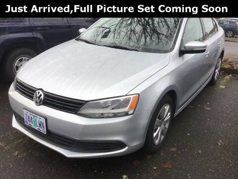 2014 Volkswagen Jetta for sale at Royal Moore Custom Finance in Hillsboro OR