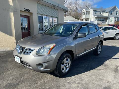 2014 Nissan Rogue Select for sale at Autowright Motor Co. in West Boylston MA