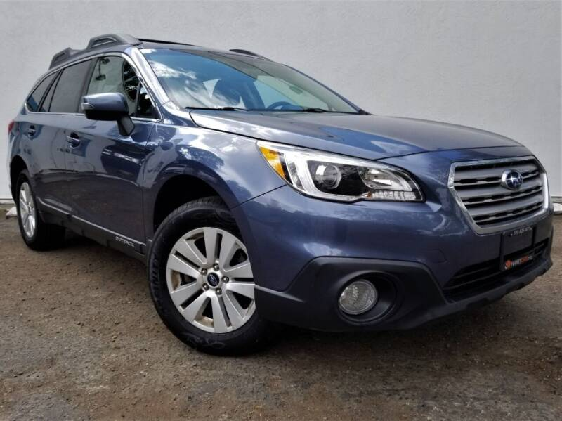 2017 Subaru Outback for sale at Planet Cars in Berkeley CA
