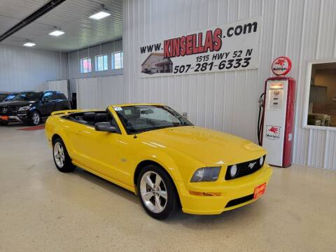 2006 Ford Mustang for sale at Kinsellas Auto Sales in Rochester MN