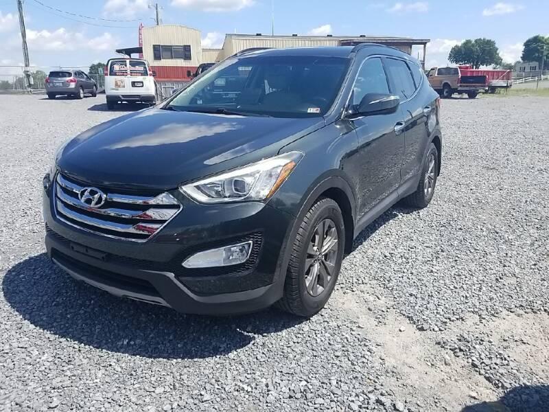 2013 Hyundai Santa Fe Sport for sale at Cascade Used Auto Sales in Martinsburg WV