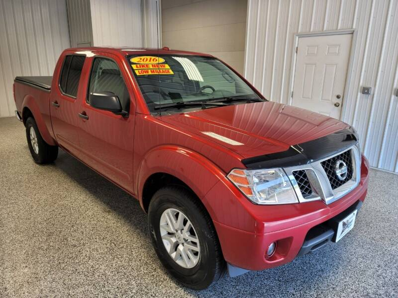 2016 Nissan Frontier for sale at LaFleur Auto Sales in North Sioux City SD