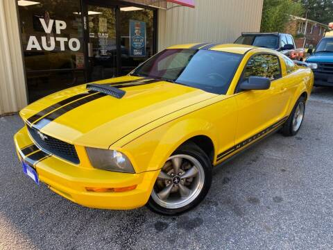 2005 Ford Mustang for sale at VP Auto in Greenville SC