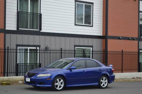 2004 Mazda MAZDA6 for sale at Skyline Motors Auto Sales in Tacoma WA