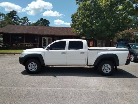 2007 Toyota Tacoma for sale at Victory Motor Company in Conroe TX