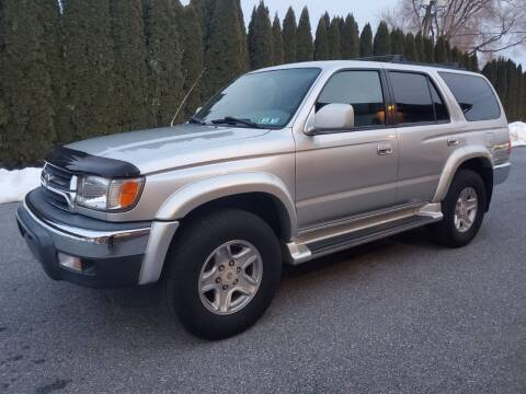 2001 Toyota 4Runner for sale at Kingdom Autohaus LLC in Landisville PA