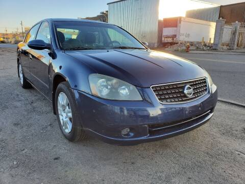 2006 Nissan Altima for sale at Moor's Automotive in Hackettstown NJ