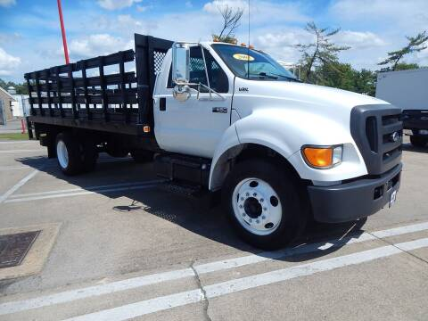 2005 Ford F-650 Super Duty for sale at Vail Automotive in Norfolk VA