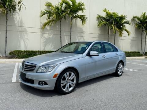 2011 Mercedes-Benz C-Class for sale at Keen Auto Mall in Pompano Beach FL