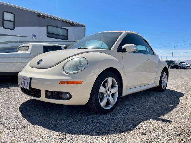 2006 Volkswagen New Beetle Convertible for sale in Las Vegas, NV