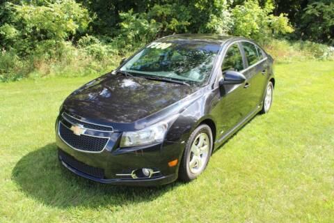 2012 Chevrolet Cruze for sale at S & L Auto Sales in Grand Rapids MI