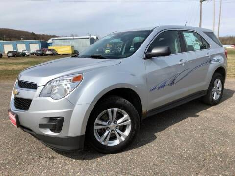 2013 Chevrolet Equinox for sale at STATELINE CHEVROLET BUICK GMC in Iron River MI