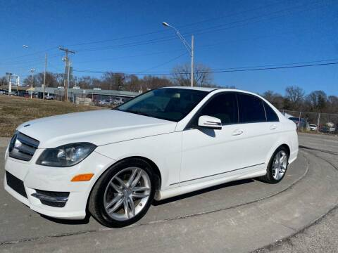 2013 Mercedes-Benz C-Class for sale at Xtreme Auto Mart LLC in Kansas City MO