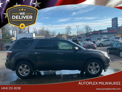2011 GMC Acadia for sale at Autoplex 2 in Milwaukee WI