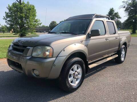 2003 Nissan Frontier for sale at COUNTRYSIDE AUTO SALES 2 in Russellville KY