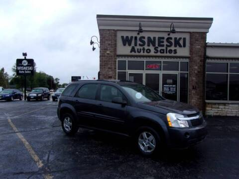 2008 Chevrolet Equinox for sale at Wisneski Auto Sales, Inc. in Green Bay WI
