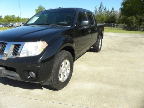 2012 Nissan Fronter for sale at VANN'S AUTO MART in Jesup GA