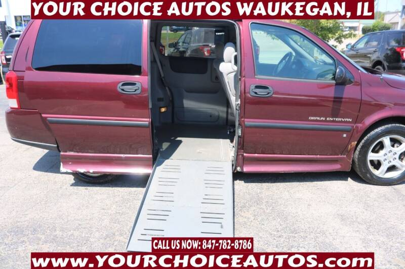 2007 Chevrolet Uplander for sale in Waukegan, IL