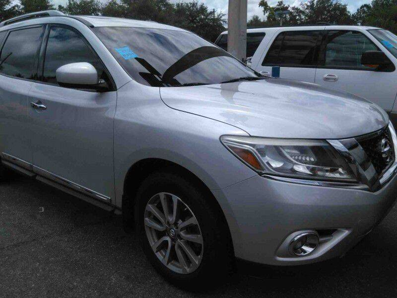 2014 Nissan Pathfinder for sale at Gulf South Automotive in Pensacola FL