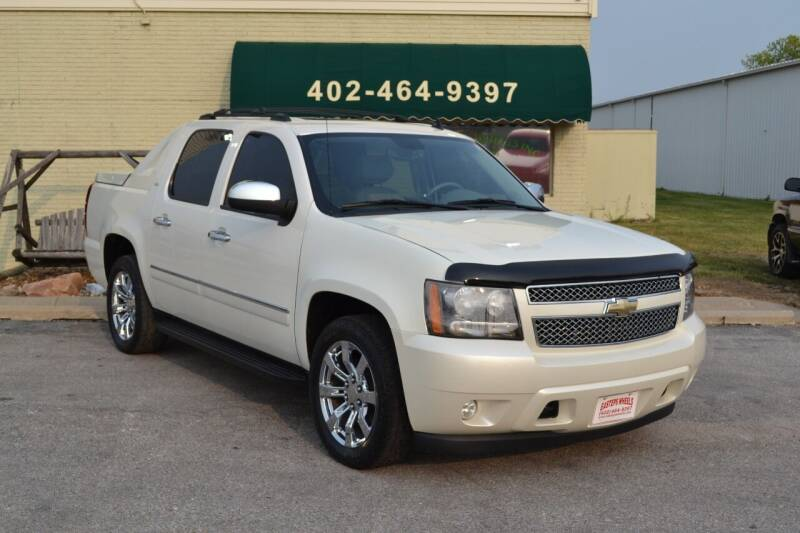 2011 Chevrolet Avalanche for sale at Eastep's Wheels in Lincoln NE