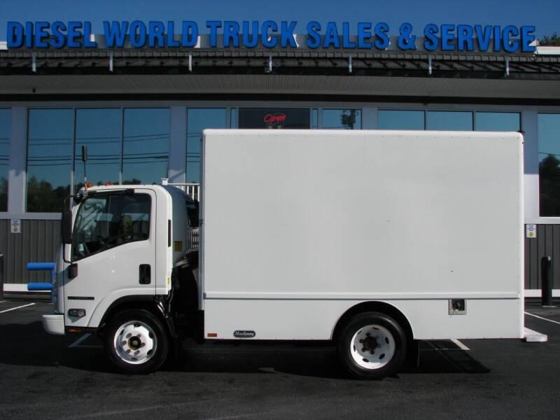 2017 Isuzu NPR HD for sale at Diesel World Truck Sales in Plaistow NH