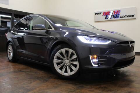 2016 Tesla Model X for sale at Driveline LLC in Jacksonville FL