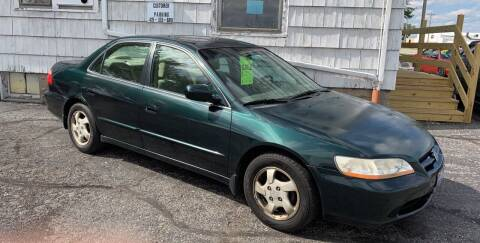 1999 Honda Accord for sale at Autoville in Bowling Green OH