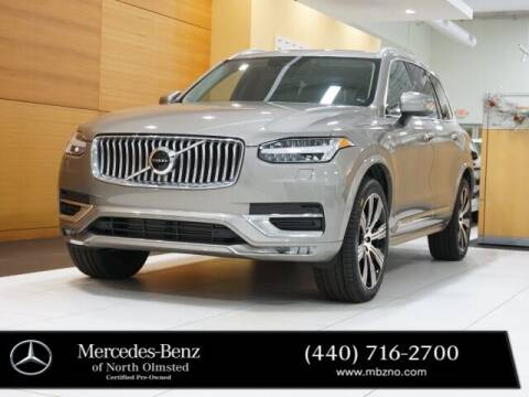 2020 Volvo XC90 for sale at Mercedes-Benz of North Olmsted in North Olmstead OH