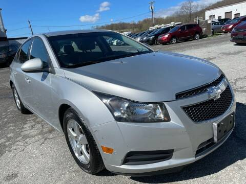 2014 Chevrolet Cruze for sale at Ron Motor Inc. in Wantage NJ