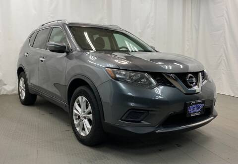 2015 Nissan Rogue for sale at Direct Auto Sales in Philadelphia PA