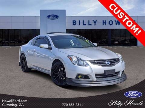 2012 Nissan Altima for sale at BILLY HOWELL FORD LINCOLN in Cumming GA