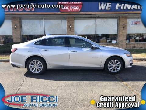 2020 Chevrolet Malibu for sale at Mr Intellectual Cars in Shelby Township MI